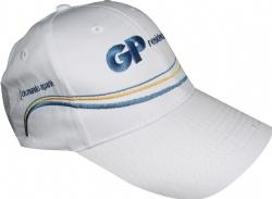 Ejemplo de gorra bordada personalizada empresarial corporativa para uniforme